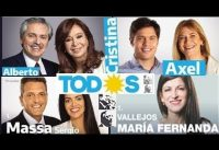 Militante Argentina envidia el *Estado PRESENTE* CastroChavista y festeja el desplome de Macri.-