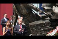 Discurso de Trump en Varsovia, Polonia. Subtitulado en Español.-