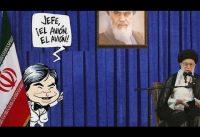 La cobertura progresista sobre Soleimani, la oposición Irani, y... el avión.-