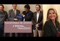 Veterano diplomático Español analiza el incidente entre Bolivia y España.-