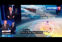TV Estatal Rusa fantasea con un ATAQUE nuclear a los Estados Unidos....