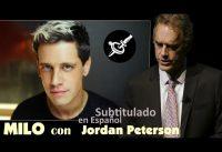 Que pasó con Milo Yianopolous? Jordan Peterson lo entrevista. Subtitulado en Español.-
