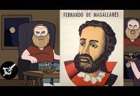 Alex Jones admira la gran gesta ibérica de Fernando de Magallanes.-