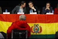 AMLO apadrina a Fraudevo, y ZapaPedro enchastra a España.