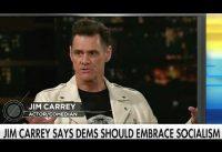 Jim Carrey dice que TENEMOS que ACEPTAR el SOCIALISMO de una VEZ por TODAS!