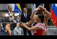 Ciudadanos Felices con la Presencia de la Mafia Rusa en Hispanoamérica.-