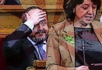 """Diputada NacionalSecesionista: """"Dejen de Hablar en Español!"""""""