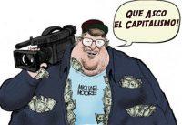 """El """"Anticapitalista"""" Michael Moore; por Paul Joseph Watson.-"""