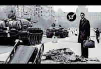 """El """"Socialismo con Rostro Humano"""" y los Tanques Sovieticos; en Praga.-"""