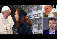 Axel Kaiser sobre el Sesgo Ideologico del Papa Francisco vs Juan Pablo II....