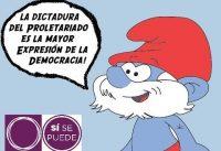 Marxismo Cultural: De Los Pitufos a Podemos.-