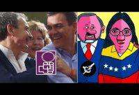 #Delcygate: Habla un Testigo Clave. Control de Daños. Negociados de LA PSOE con el Chavismo.-