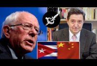 Bernie Sanders habla elogiosamente de CUBA y CHINA; FJLosantos le contesta.-
