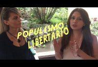 Vanessa Vallejo: Populismo Libertario, herramienta para enfrentar a la Nueva Izquierda.-
