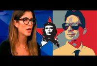Profesora Universitaria vs Activista de Derecha: CHE GUEVARA FATALITY!