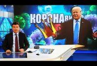 """TV Rusa culpa a Estados Unidos del Coronavirus: """"Es un arma contra China"""""""
