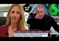 Cayetana critica a LA SEXTA y el ministerio de la verdad de fake Sanchez responde: AL GULAG!