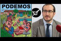 Luca Constantini analiza el penúltimo embuste de ese fraude llamado PODEMOS.-