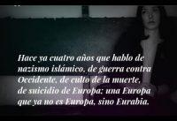 Eurabia: La profecia cumplida de ORIANNA FALLACI.-