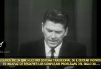 "Ronald Reagan: ""Estamos en Guerra"""