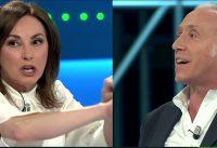 Pandemia: Tertulianos ensayan defensa del gobierno psoe/podemos en la TV de España.-