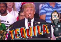 Trump: TEQUILA con ANTIFAs *MIX*