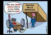 Compacto | Parlamento Español | Los Pactos de Galapagar | PP/Vox vs PSOE/Podemos