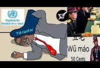 Tedros de la OMS, Taiwan y los 50 cents.-