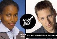 Ayaan Hirsi destruye dulcemente a un periodista progresista en la TV Canadiense.-