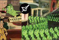 Comuna Hormiga. Animación anti-comunista de 1950.-