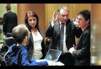 Parlamento Español: Frente Popular Nacional-Secesionista en sintonia contra PP, Vox y AYUSO!
