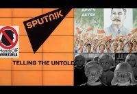 *Adoctrinamiento* y SPUTNIK en perfecta unión civico-mediático-militar.-