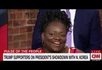 DEBATE: CNN vs Panel de Votantes PRO-TRUMP.-