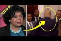 "Periodista de CNN a TRUMP durante HOMENAJE a MLK: ""Es Usted RACISTA!?!"""