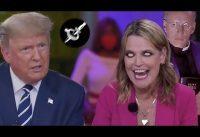 Cruce entre Trump y Periodista de la NBC Muestra Claramente el Sesgo Informativo.-