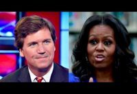 Tucker Carlson vs Michelle Obama (Subt en Español).-