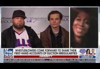 Fueron testigos de indicios de fraude electoral y se animaron a dar el paso al frente para contarlo.