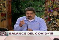 """Maduro recomienda la vacuna Rusa #Sputnik: """"Reune 70 años de experiencia de la URSS"""""""
