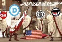 Puñaladas a la república constitucional americana. El informe Navarro sobre el ***** electoral.-