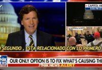 Tucker: Negación, Violencia Política y el riesgo de pensar que el votar ya no cambiará NADA.-