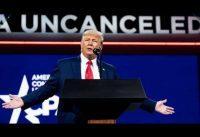 "Trump Uncanceled cpac2021: ""A lo mejor decido volver a postularme, para ganarles por TERCERA vez"".-"