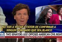 Tucker | Dos senadoras demócratas piden discriminación racial para acceder a puestos de la Admin.