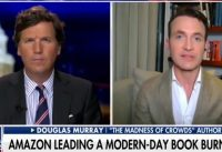Douglas Murray | Amazon se une a la cultura de la cancelación eliminando libros y documentales.-