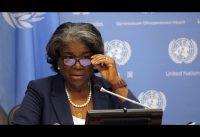 En los Documentos Fundacionales de Los Estados Unidos hay Racismo; según Embajadora de BIDEN.-