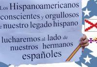 Hispanoamericanos que quieren ver a España ser grande otra vez