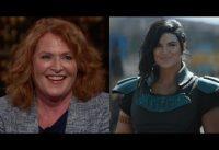 "Ex-Senadora Demócrata en HBO con Bill Maher: ""Gina Carano es supremacista NZ1"""