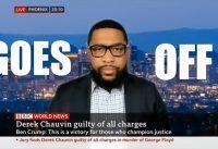 """Ex-Policia Americano desarma a la BBC con verdades como puños: Floyd, BLM, """"Racismo Sistémico"""""""