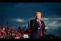 """Trump a estadio lleno en Sarasota, Florida; Julio 2021: """"Se tiene que poder hablar de todo"""""""