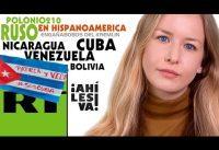 Funcionaria del Kremlin nos explica que pasó en CUBA realmente: ¿rebelión ciudadana?