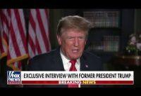 Trump con Hannity sobre Afganistán, los Talibanes, Irak y el Gobierno Afgano.-